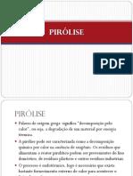 PIRÓLISE