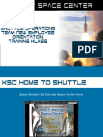 PRES Shuttle Operations