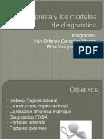 Expo La Empresa y Modelos de Diagnostico
