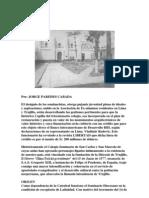 LA CAPILLA DEL SEMINARIO MONUMENTO HISTÓRICO