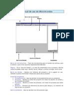 Manual Micromundos