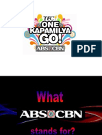 ABS CBN - Presentation Group 09.ppt