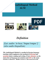 DRH the Audiolingual Method