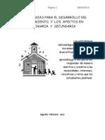 estrategias metodologicas