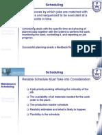 Class 12 - Maintenance Scheduling