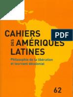 Cahiers Des Ameriques