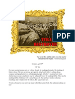Tyrant Destroyed (Week 51)