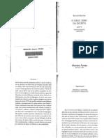 BARTHES, Roland - Triunfo e Ruptura Da Escrita Burguesa & O Artesanato Do Estilo in O Grau Zero Da Escrita