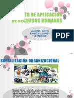 PROCESO DE APLICACIÓN DE RECURSOS HUMANOS-KAREN