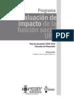 (9) EVALUACIÓN DE IMPACTO