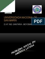 PROBLEMA SOCIAL EN AMÉRICA LATINA_EXPOSICION
