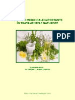 2012=Dr Eugen Giurgiu Plantele Medicinale Importante in Tratamentele Naturiste Editia a II A