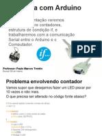 Contadorestruturadecondiçãoifecomunicaçãoserial