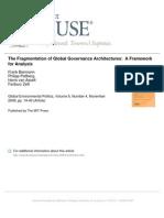Fragmentation of Global Governance_environmental