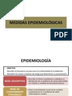Indicadores -Epidemiologicos 3ra Semana