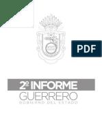 Segundo Informe Guerrero Gobierno del Estado - Ángel Aguirre Rivero