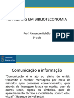 MarketingBiblioteconomia Aula 3