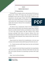 BAB II Profil Perusahaan (6-27) 2