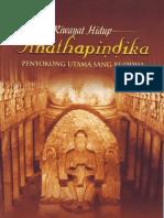 Riwayat Hidup Anathapindhika