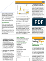 Secondary Suites Safety Standards