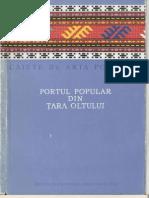 Cornel Irimie Portul popular din Ţara Oltului zona Făgăraş