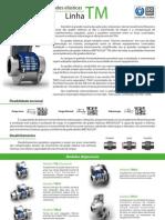 Acoplamentos de Grades Elasticas Metalflex Tm-4