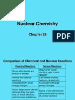 2 Ch 28 Nuclear Chemistry (Def Radioactivity)