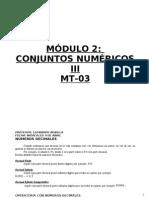 Modulo Mt-3 - Cuarta Clase - Miercoles 04 de Abril