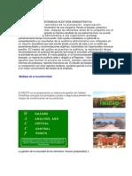 Medidas de La Inconformidad Auditoria Administrativa
