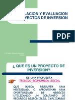 Presentacion Taller de Formulacion de Proyectos