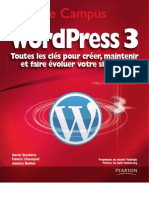 WordPress 3 (Le Campus)
