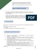 ALLEGATO N° 1 alla Legge regionale del 31 Marzo 2009 ELENCO IMPIANTI per il web