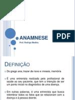 Aula 2 - Anamnese