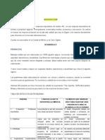 Estado de desarrollo corporativo – evaluación SUBIR