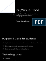 aural  visual teaching tool ii