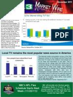 Marketing Newsletter Sample