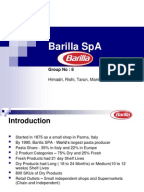 barilla spa case analysis pasta s barilla ppt acircmiddot document barilla spa