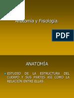 Anatomía y Fisiología verano