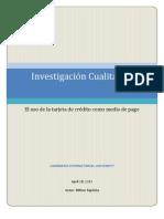 Caso Practico de Investigacion de Mercado