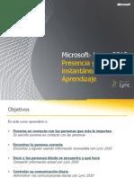 Microsoft Lync 2010 IM and Presence Training_ZD102815135.pptx