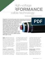 Hv Xlperformance Cable Technology