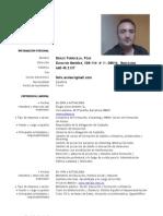 55003266 Modelo de Curriculum Vitae Europeo