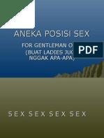 Aneka Posisi
