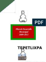Plan de Desarrollo Municipal Tp 2010