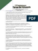 55 Preguntas Acerca Del Holocausto