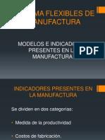 Indicadores y Modelos en La Manufactura