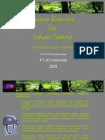 Konservasi Hutan & Industri Pertambangan di Indonesia
