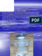 CHAPT5water and solution