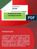 Presentación NIA 330