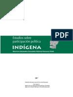 Instituto Interamericano de derechos indígenas Estudios sobre participación política indígena